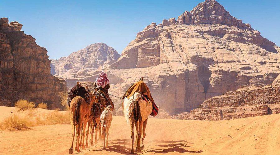 Wadi Rum Bedouins