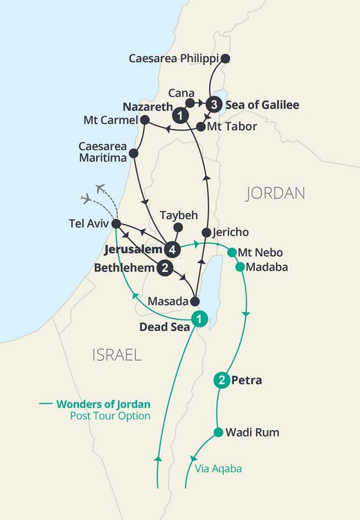 FJ2020 map