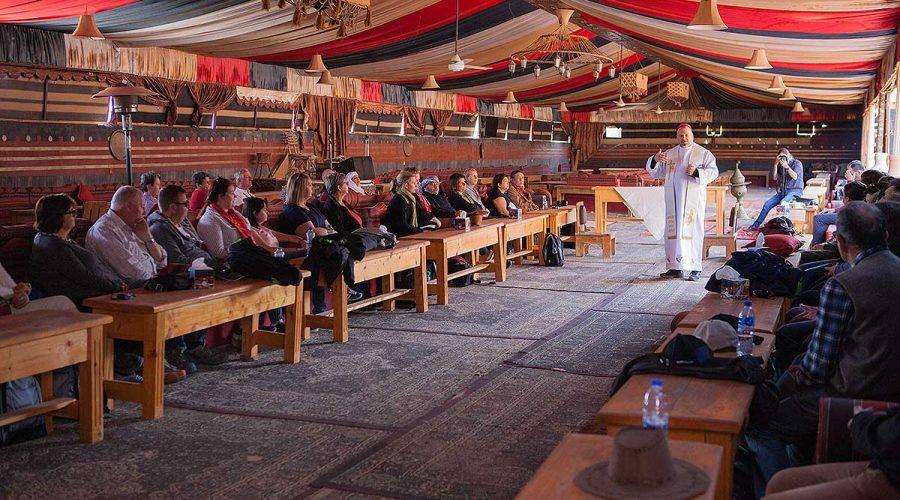 Wadi Rum Mass